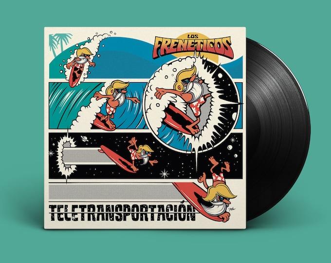 """Los Frenéticos """"Teletransportación"""" LP"""