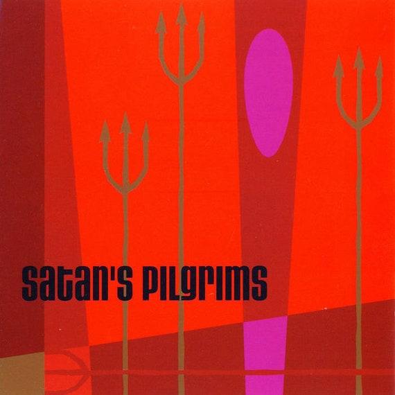 Satan's Pilgrims s/t LP