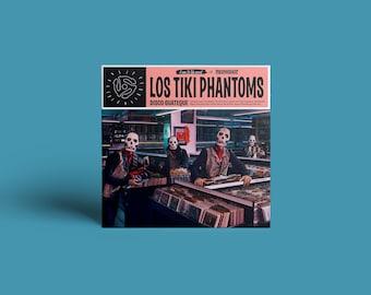 "Los Tiki Phantoms ""Disco Guateque"" CD"