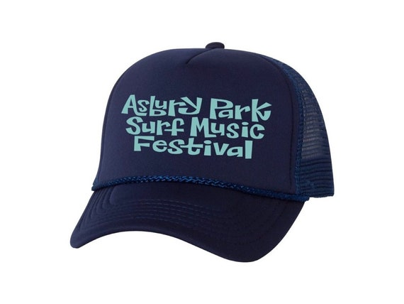NEW! Asbury Park Surf Music Festival Trucker Hat