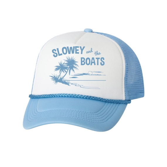 Slowey and The Boats Trucker Hat