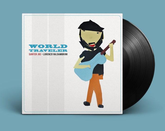 "Surfer Joe ""World Traveler"" LP"