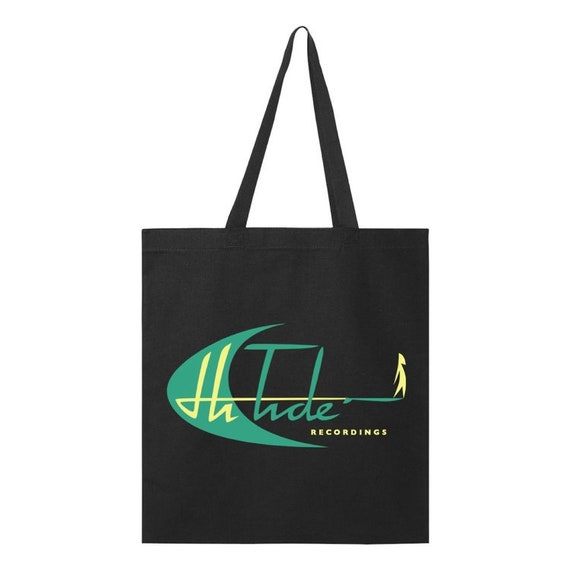 Hi-Tide Recordings Record Tote