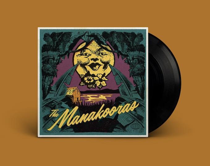 The Manakooras s/t EP