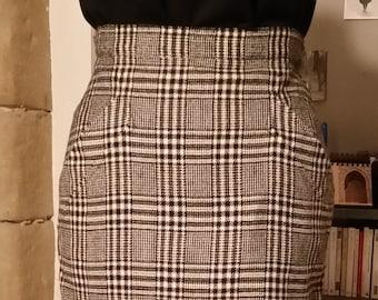 Vintage Max Mara pencil skirt