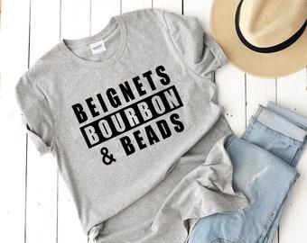 56051bff New orleans tshirt | Etsy