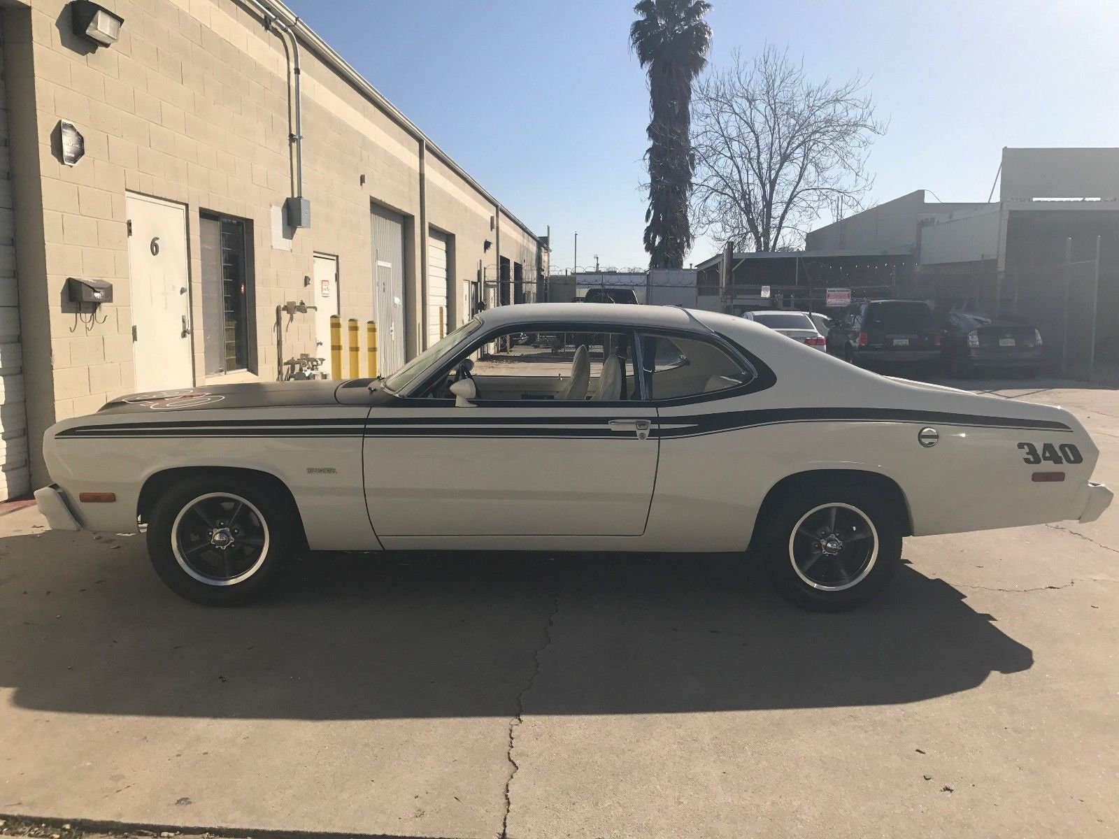 Graphic Express - 1971-72 Plymouth Duster 340 Side Stripe