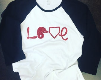 Baseball Love shirt