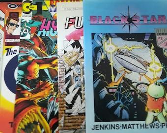 Vintage Comics / Comics/year 85.87.89.93 04 Lot