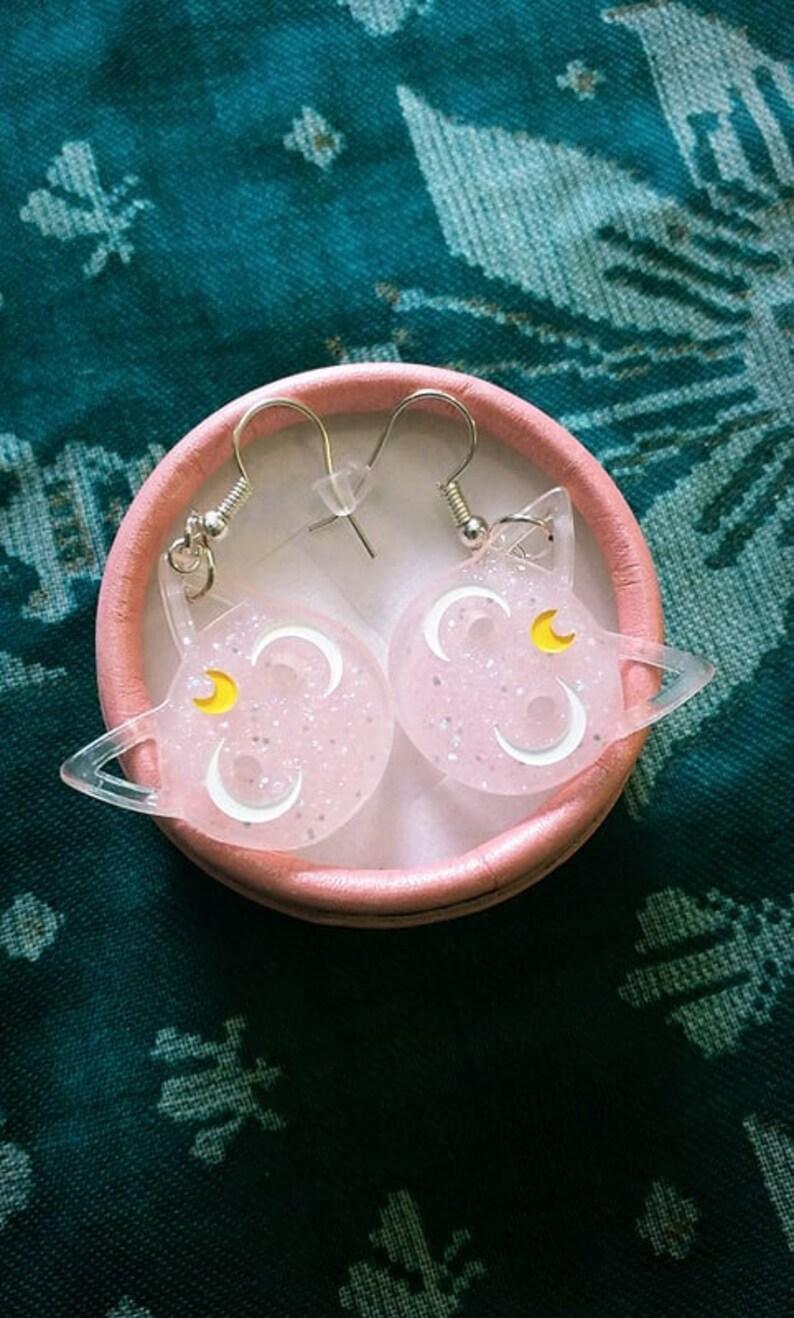 Pretty in pink Luna set