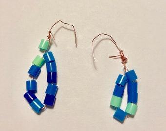 The Ocean Loop earrrings