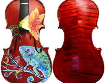 3/4 Chameleon Violin