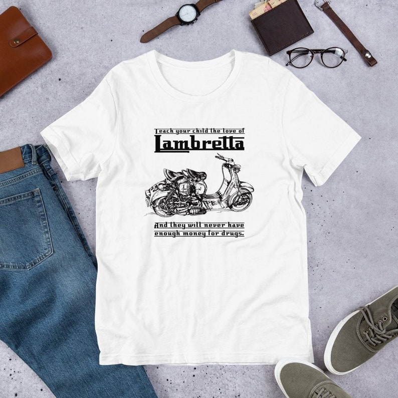 Teach Your Child the Love of Lambretta and They Will Never image 0