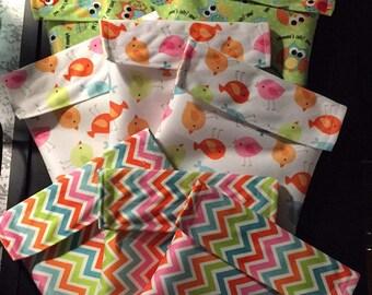 Sandwich bag reusable eco-friendly