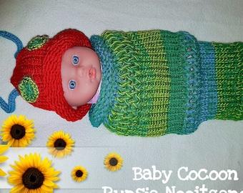 Baby Cocoon Caterpillar Naduvath