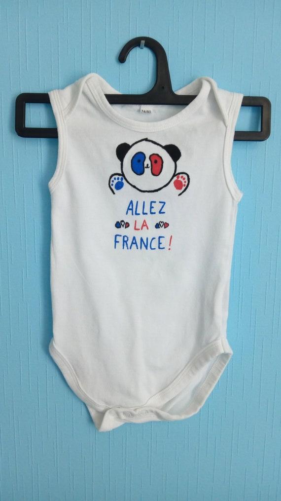 World Cup Soccer Infants I Heart Short Sleeve Bodysuit