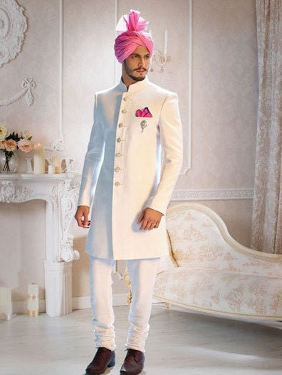 Indian Wedding Dress That Every Groom Will Ever Want For The Most Valuable Day Of His Life Sherwani For Groom For Wedding Reception Sangeet