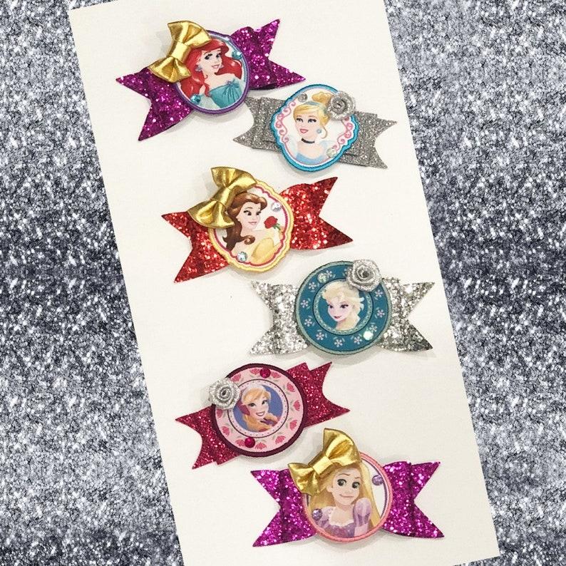 Rapunzel Disney Princess Belle and Cinderella Heart Bag and Purse Gift Set