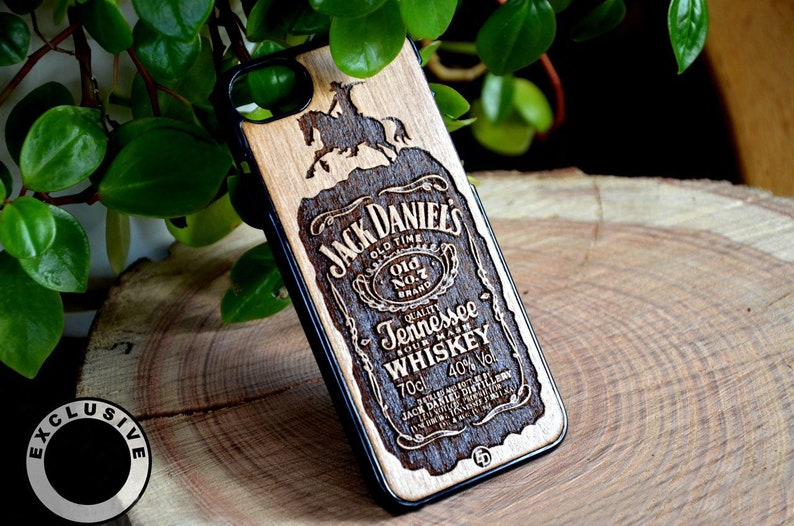 coque iphone xr jack daniel
