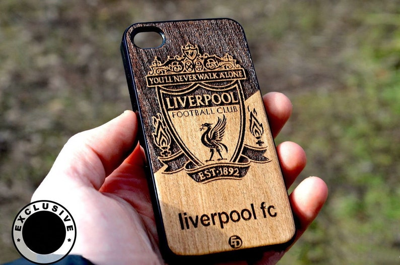 3b37fa98c40 Liverpool iphone case 7iPhone 6 protective caseWood case for
