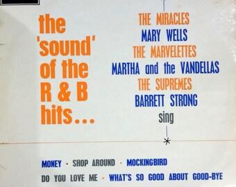 VARIOUS [Motown] ARTISTS - On Stage (Stateside SL 10065)