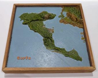 3D Model of Corfu