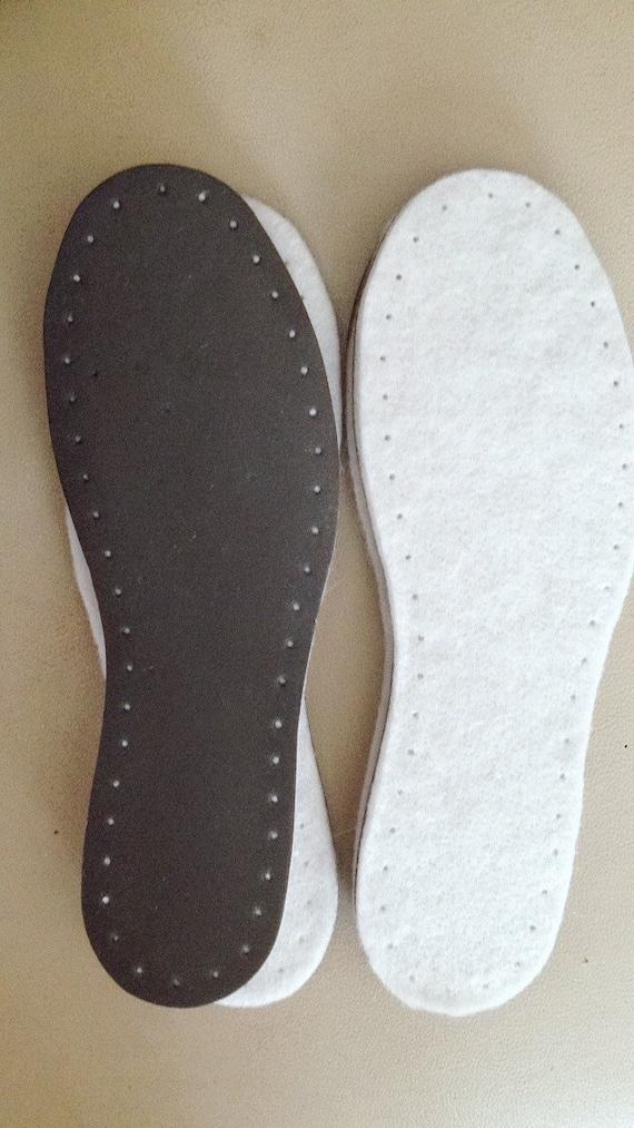 Neu Verkauf 2 Paare Winter Sohlen Für Häkeln Schuhe Etsy
