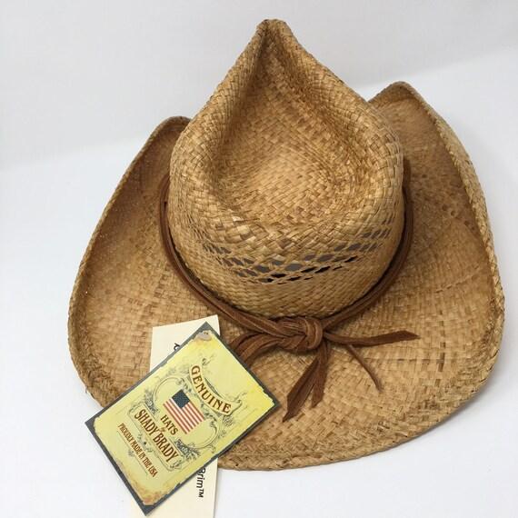 05101bfbca595 Shady Brady Austin Hat
