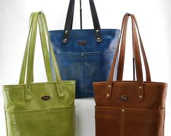 URBAN TOTE  -  PDF pattern and instructions
