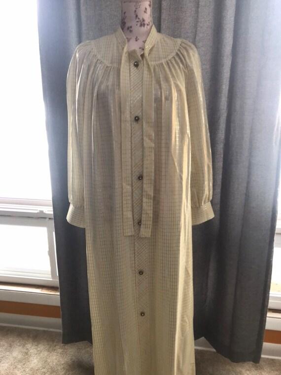 1970s Housecoat