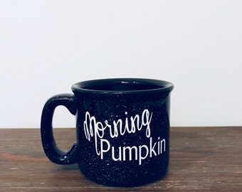Morning Pumpkin Mug