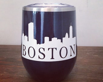 Insulated Wine Tumbler Boston