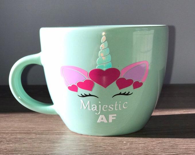 Majestic AF Coffee Mug