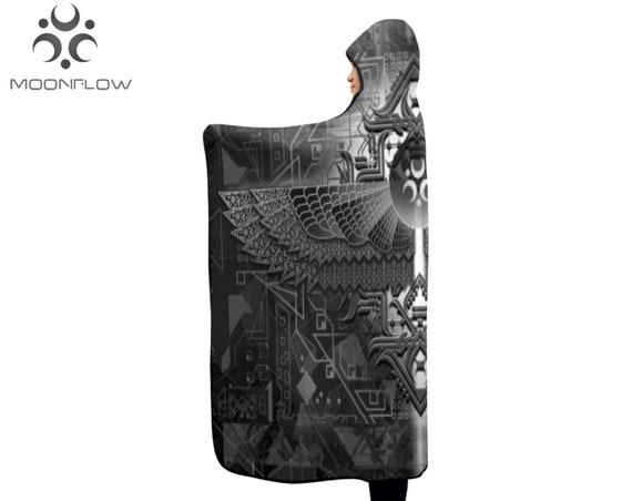 ISIS WINGS Hooded Blanket