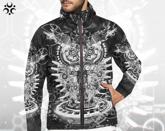 ROBO OWL Windbreaker Jacket