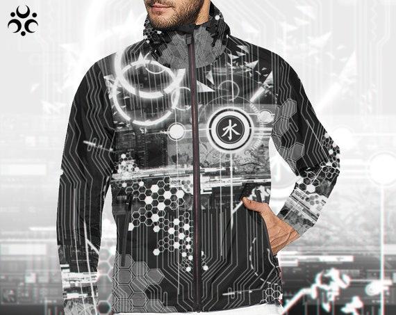 TECHNO TOKYO Windbreaker Jacket