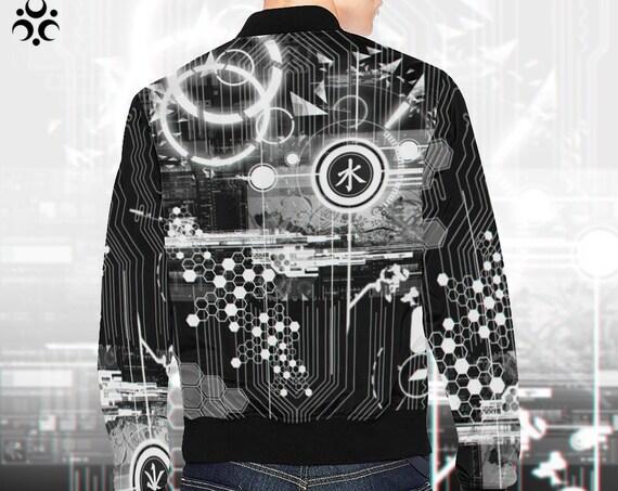 TECHNO TOKYO Bomber Jacket