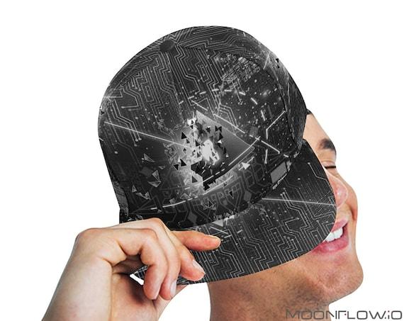 PSYBEAM Snapback Hat