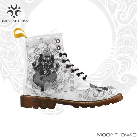 GANESHA Martins Boots