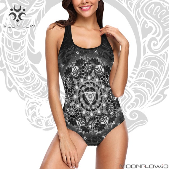 INFINATE CREATION One Piece Swimsuit