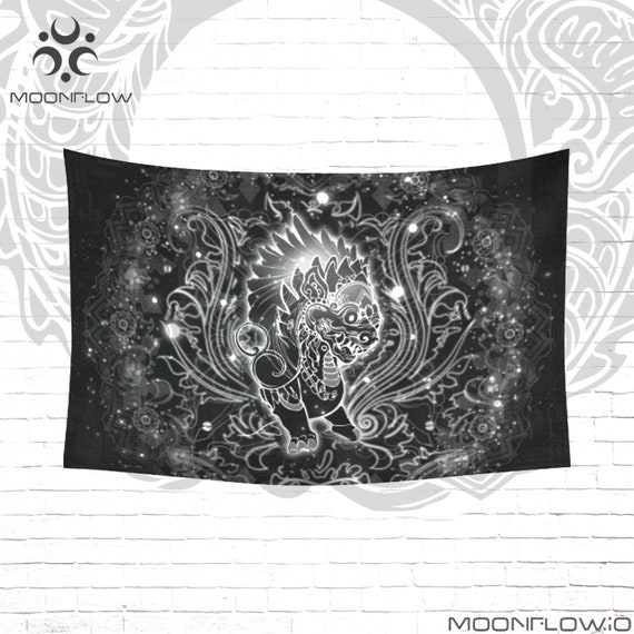 STAR DRAGON Tapestry