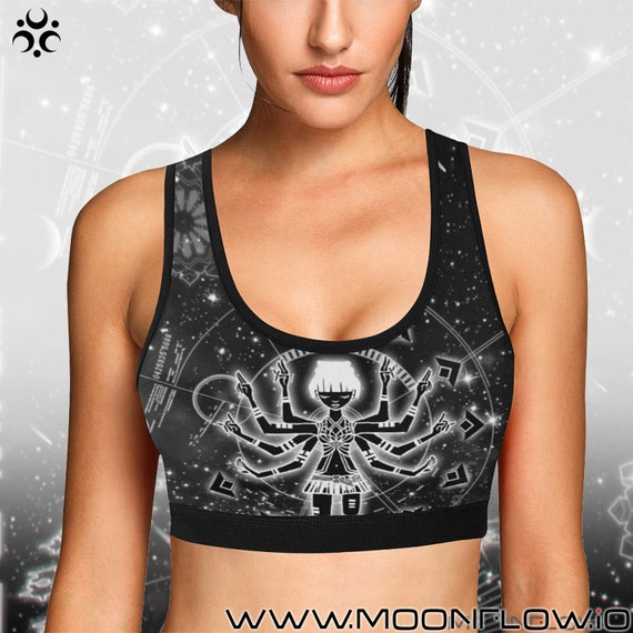 ETERNAL OM Sports Bra