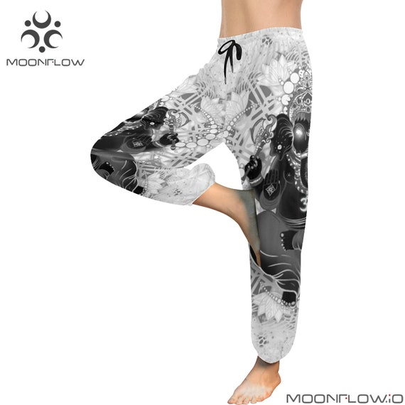 Pants Black Pants Wide Pants Pants Pants Men Pants White Harem Hippie Yoga Baggy Harem Leg Harem Harem Mens Women Women Pants Yoga Pants vOAw55