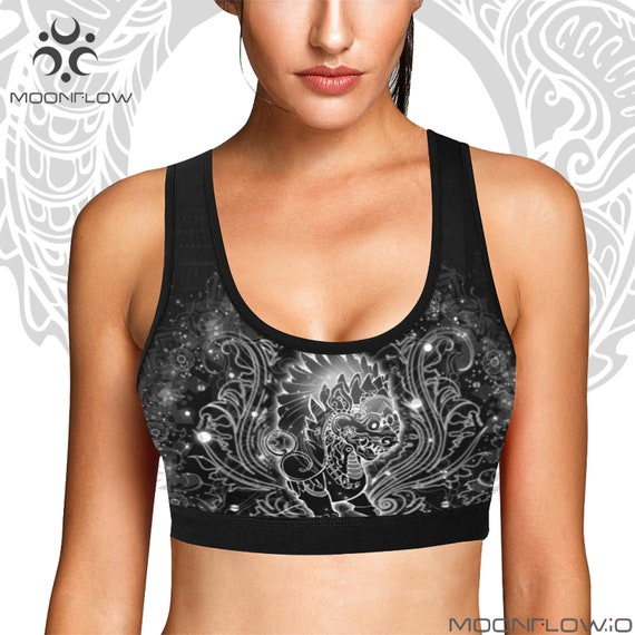 STAR DRAGON Sports Bra