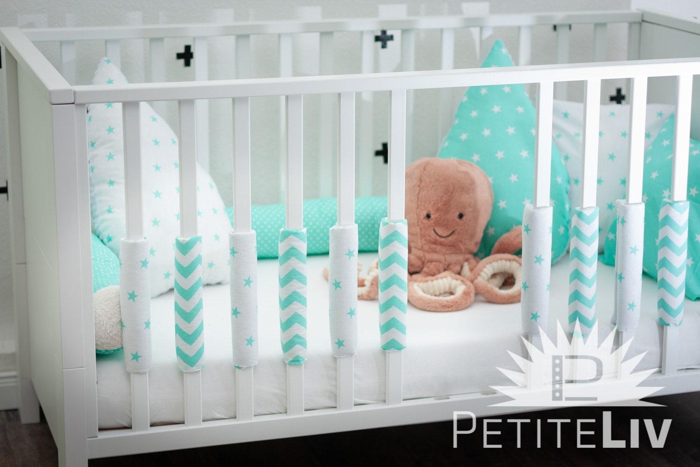 nestchen kennet und kim 10er set gitterstabpolster etsy. Black Bedroom Furniture Sets. Home Design Ideas