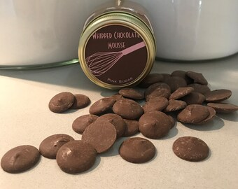Whipped Chocolate Mousse Foaming Sugar Scrub