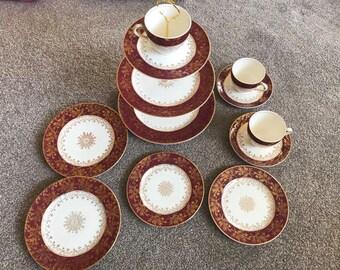 Afternoon tea set for 2
