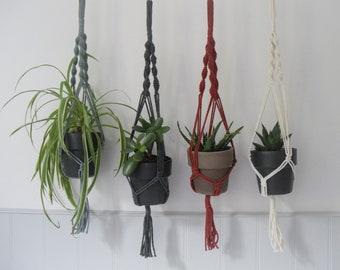 Macrame Plant Hanger Etsy