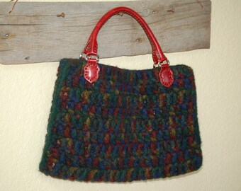 c667e8c47d Felted wool purse