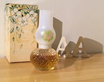 1970's Avon Miniature Lamp